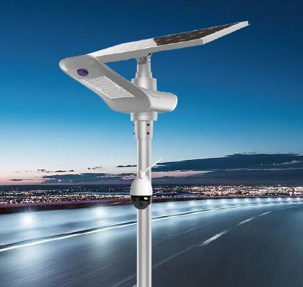 Off grid street lighting NZ | Ice detection road lighting
